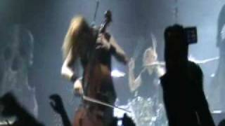 Apocalyptica - Enter Sandman Dublin 15th December 2007