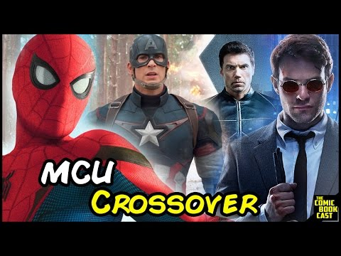 Kevin Feige Says there WILL be a MCU Film & TV Crossover