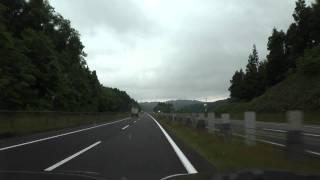 〔東北自動車道〕下り 高舘PA⇒青森IC