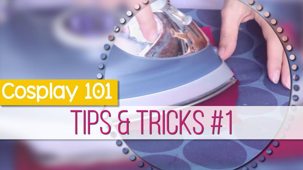 Cosplay 101 Tips Tricks 1 Mangosirene Youtube