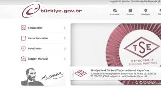e-Devlet Kapısı - ASAL Randevu İşlemleri