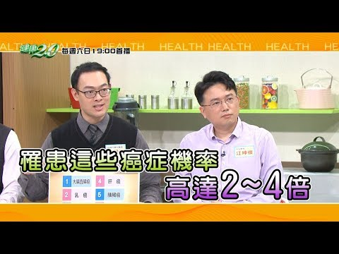 健康2.0 2019/10/12 (六)19:00-別讓血糖掏空你的健康財   精彩預告
