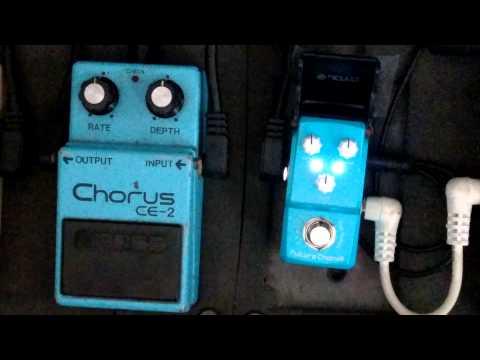Boss CE-2 Vs. Joyo JF 316 (Future Chorus)