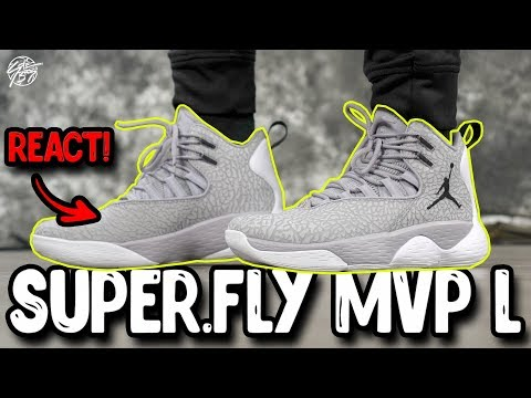 Jordan Super.Fly MVP L First Impressions! YouTube