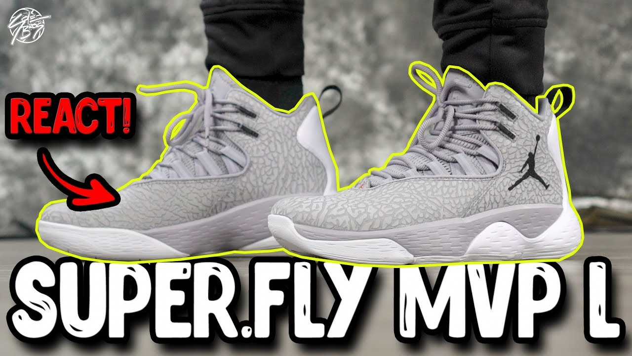 975561634711b8 Jordan Super.Fly MVP L First Impressions! - YouTube