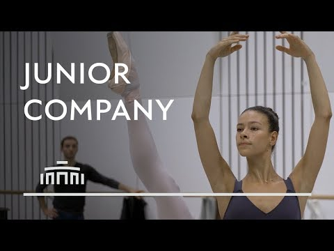 Meet our Junior Company 18/19 by Dutch National Ballet