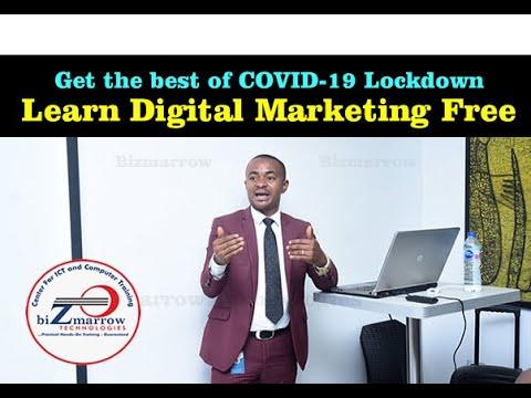 Free Digital Marketing Training In Nigeria-- Bizmarrow Technologies