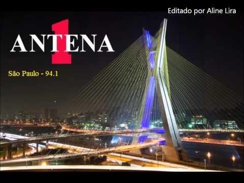 Antena 1 São Paulo 94.7 - Sequência de musicas da radio