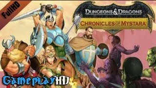 Dungeons & Dragons: Chronicles of Mystara Gameplay (PC HD)