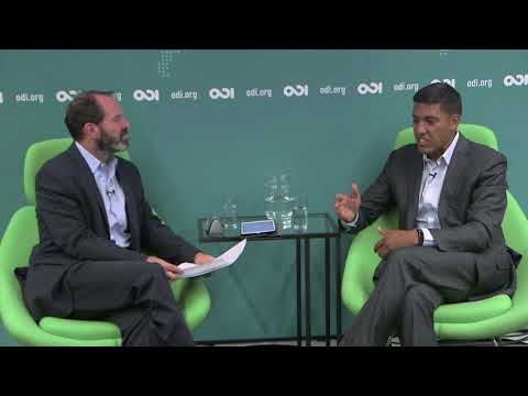 ODI in conversation with Rajiv Shah
