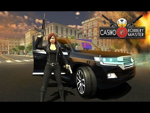 Grand Gangster Casino Robbery Android Gameplay ( By Brilliant Gamez)