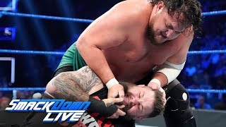 Kevin Owens vs. Samoa Joe: SmackDown LIVE, Aug. 13, 2019