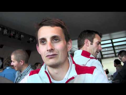 Interview: Oliver Jarvis ahead of the 2012 24 Hours of Le Mans (Audi Sport R18 ultra #4)