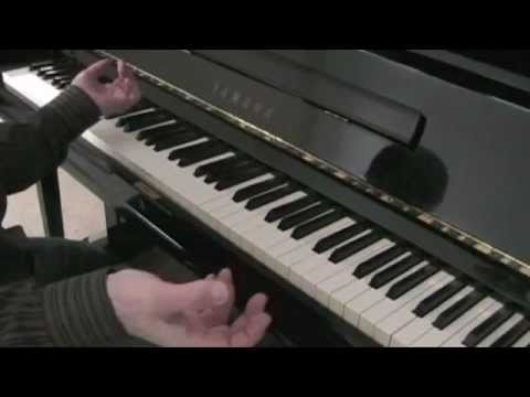 how to play chopsticks on piano duet