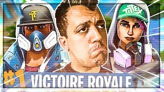 OMG THE NEW SKIN FORTNITE ENFIN DISPONIBLE
