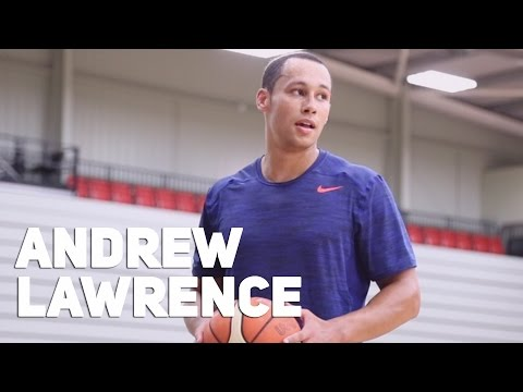 Andrew Lawrence Summer 2016 at Leicester Sports Arena
