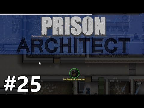 Prison Architect - Undercover Brother - PART #25