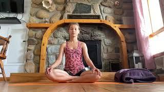 joga na dobry sen: dzień 4  I  35 min  I  Yoga with Paulina