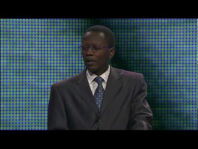 Plenary 2: Gospel of Reconciliation - Rwanda - Antoine Rutayisire - Cape Town 2010