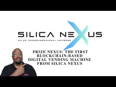 Prize neXus the first Blockchain-based Digital Vending Machine