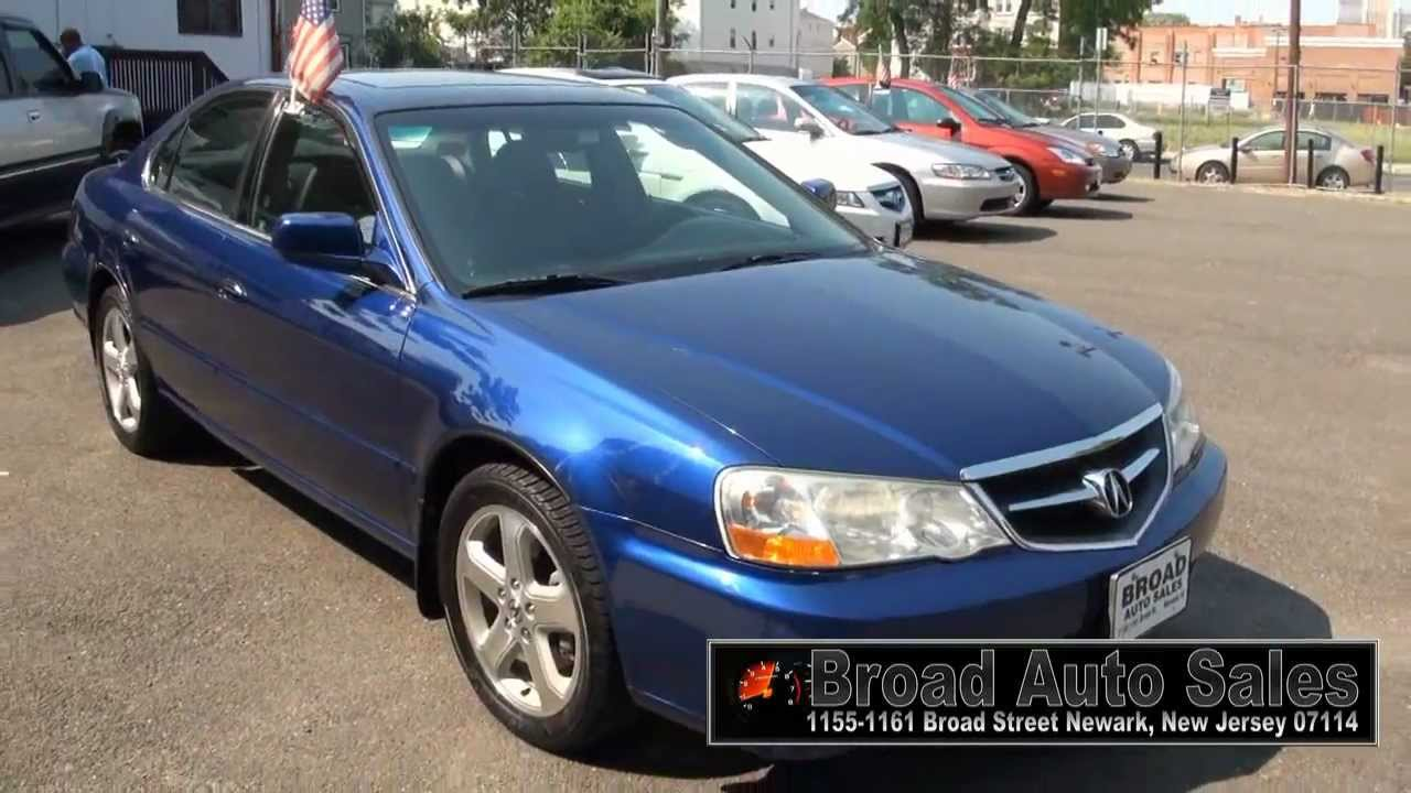 Acura TL TypeS Broad Street Newark New Jersey YouTube - 2003 acura tl type s for sale