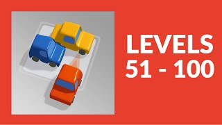 Parking Jam 3D Game Walkthrough Level 51-100