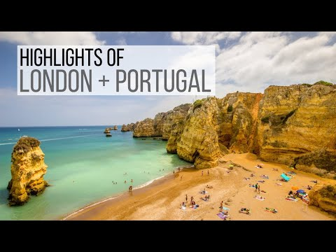 London and Portugal with Air Transat