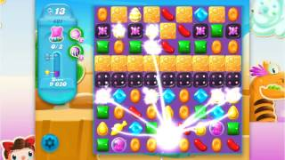 Candy Crush Soda Saga Level 401 No Boosters