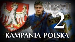 Kampania Polska ~ Crusader Kings 2 #2 Wojny Rodów - (Lata 769 - 774)
