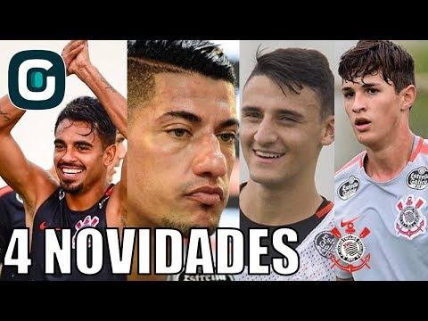 Corinthians X Bragantino | Sai Romero E Gabriel, Entra J. Dutra E Ralf - Gazeta Esportiva (22/03/18)