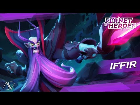 Planet Of Heroes - MOBA 5v5 (Android/iOS) - Iffir Gameplay!