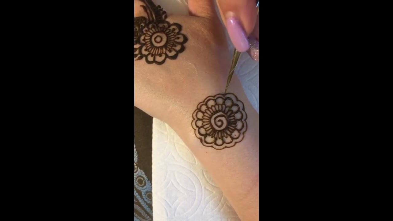 Henna Tattoo Mehndi Hand Half Sleeve Part 4 2017 Youtube