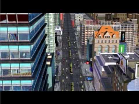 Sim City 4 - Trailer