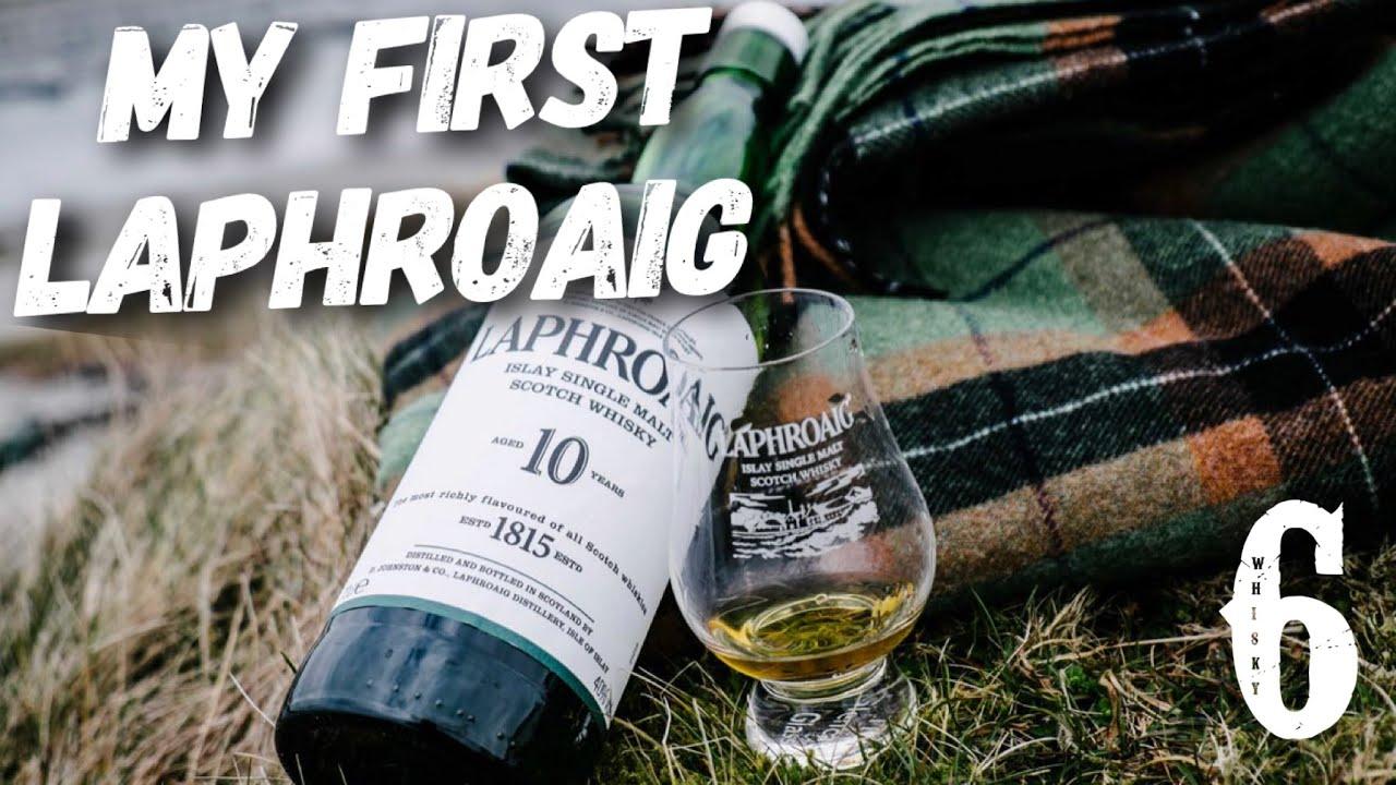 My First @Laphroaig Whisky