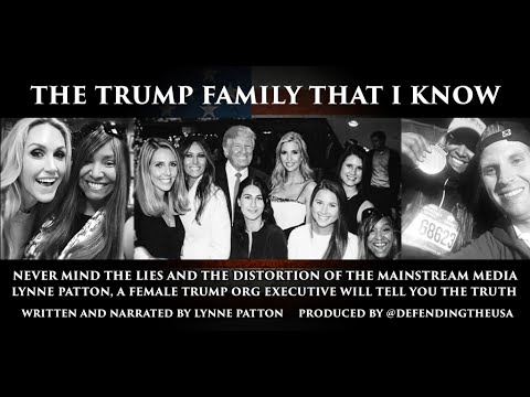 "Lynne Patton ""The Trump Family That I Know"" - A Black Female Trump Executive Speaks"