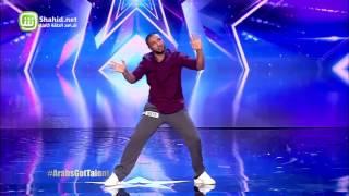 Arabs Got Talent – مرحلة تجارب الاداء - محمد صادق – الجزائر