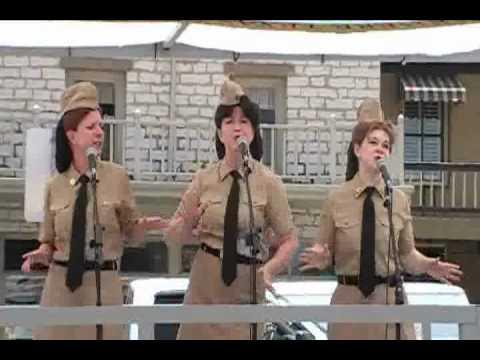 Sing Sing Sing  The New Andrews Sisters