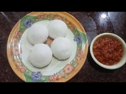 Kushboo Idli Recipe | குஷ்பூ இட்லி