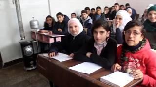 Дети в Сирии поют известную всем