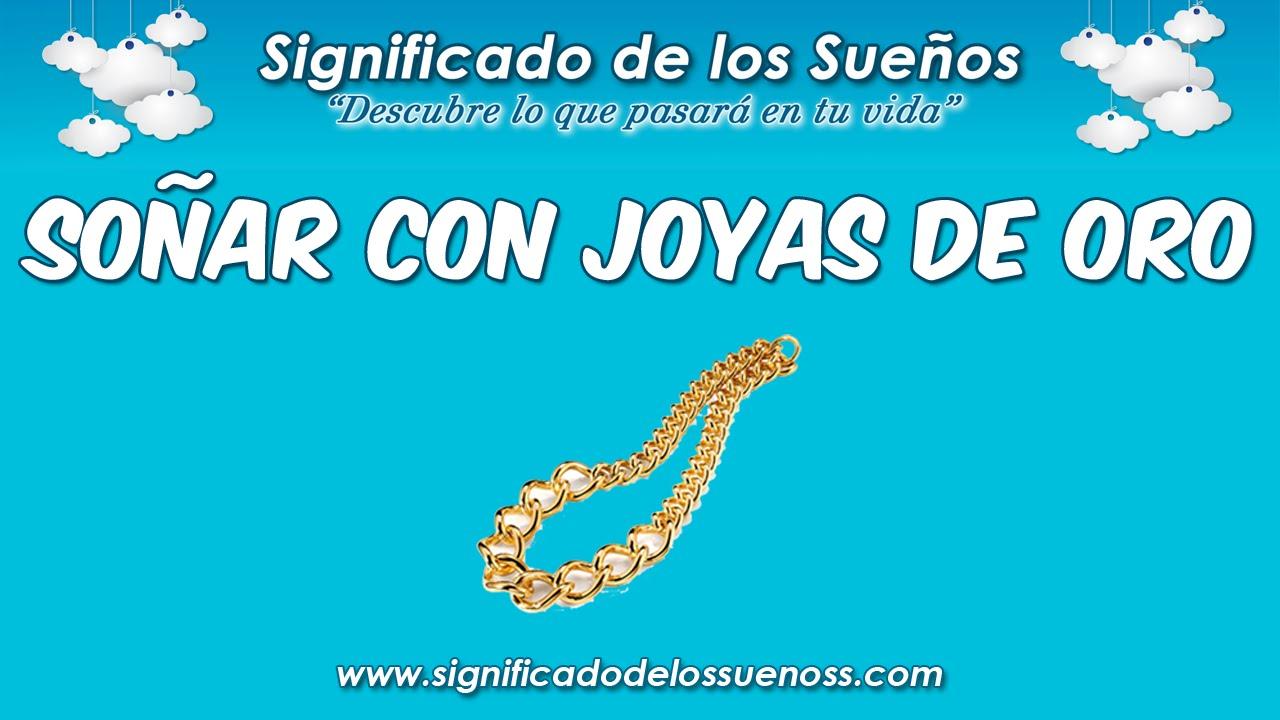 cd774a6ec15b Soñar con joyas de oro