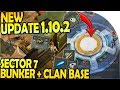 NEW UPDATE 1.10.2 - SECTOR 7 BUNKER + CLAN BASE + DRILL - Last Day on Earth Survival Update 1.10.2