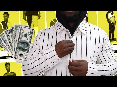 FASHION NOVA MENS $100 TRY ON HAUL!