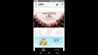 How To Shop From Nykaa App | Buy Makeup,Skincare,Haircare etc | ORIGINAL OR FAKE? screenshot 2