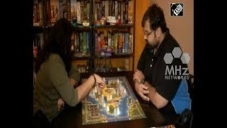 India News - First board game cafe in India's Chennai city attracts visitors