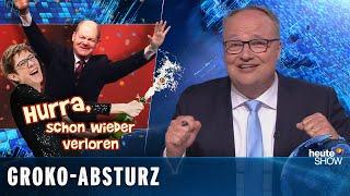 Brandenburg und Sachsen: Wahlklatsche für die Groko