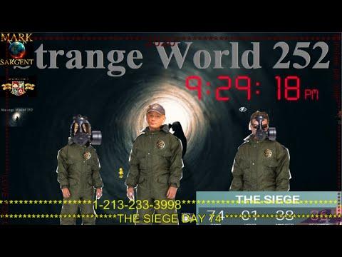MARK SARGENT W/ KAREN B STRANGE WORLD FLAT EARTH DISCUSSIONS#SAMETEAM DAY 74
