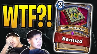Disguised Toast BREAKS Tavern Brawl?! | The Boomsday Project | Hearthstone