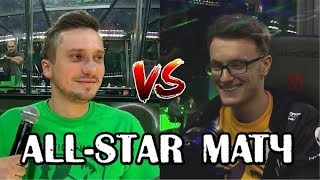 ALL STAR МАТЧ на THE INTERNATIONAL 2018 / МУТАЦИИ и РОФЛЫ - Team BurNIng vs Team rOtk