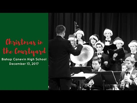Christmas in the Courtyard 2017