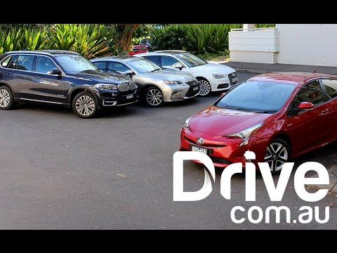 Hybrid Cars Real-Life Fuel Test | Drive.com.au